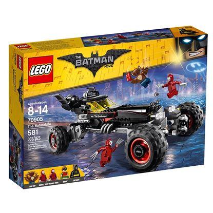 Imagen de LEGO - 70905 THE BATMOBILE BATMAN THE MOVIE