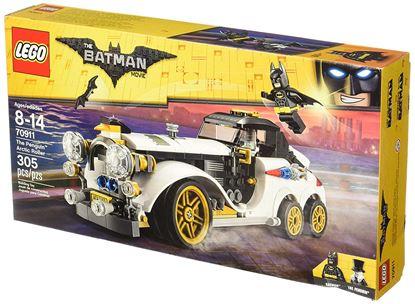 Imagen de LEGO - 70911 THE BATMAN MOVIE THE PENGUIN ARTIC ROLLER 305 PZAS