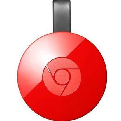 Imagen de GOOGLE - DISPOSITIVO GOOGLE CHROMECAST PERP VIDEO ROJO