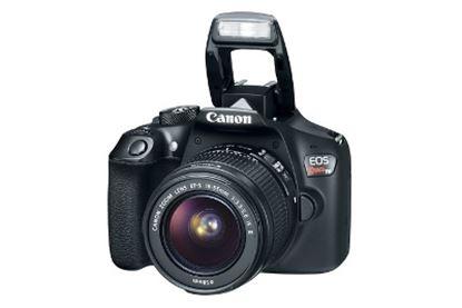 Imagen de CANON - CAMARA EOS REBEL T6 KIT CON LENTE EF-S 18-55MM DCIII
