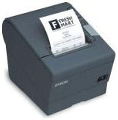 Imagen de EPSON - EPSON MINIPRINTER TM-T88V-834 NEGRA/PARALELA/USB/RECIBO/FUENTE