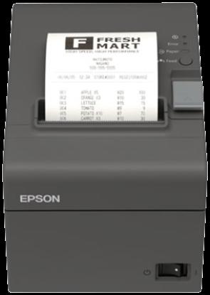 Imagen de EPSON - EPSON MINIPRINTER TM-T20II NEGRA/TERMICA/ETHERNET/FUENTE