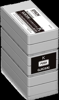 Imagen de EPSON - CARTUCHO DE TINTA BLACK GP-C831 GJIC5(K)