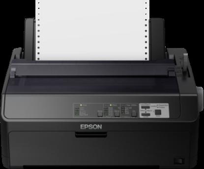 Imagen de EPSON - IMP MATRIZ FX-890 II EDG AGUJAS 9 ANCHO 10 PAR/USB 680 CPS NEGRA