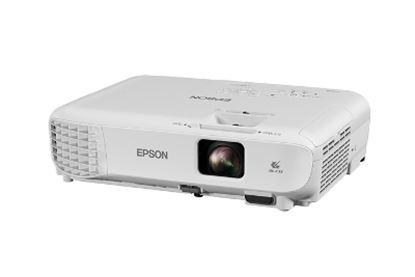 Imagen de EPSON - PROYECTOR EPSON POWERLITE W05 3300 LUM WXGA