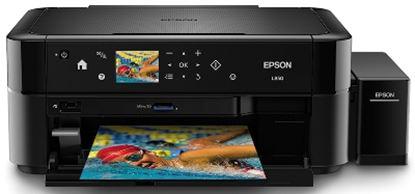 Imagen de EPSON - MULTIFUNCIONAL FOTO L850 37/38P 5760X1440 USB CD/DVD LECTOR TARJETA