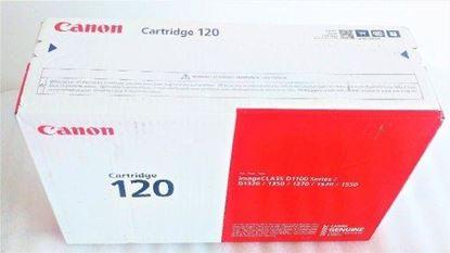 Imagen de CANON - TONER 120 NEGRO RENDIMIENTO DE 5000 PAGINAS