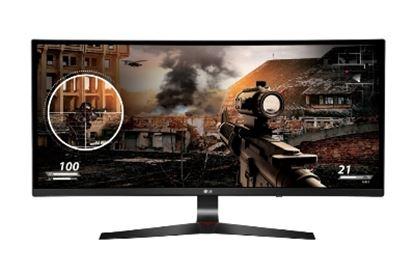 Imagen de LG - MONITOR LG GAMING 34 ULTRAWIDE CURVO LCD LED IPS DISPLAY WIDE FHD
