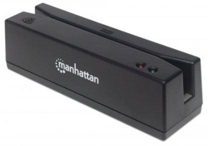Imagen de IC - LECTOR DE TARJETAS INTELIGENTES CON CINTA MAGNETICA USB