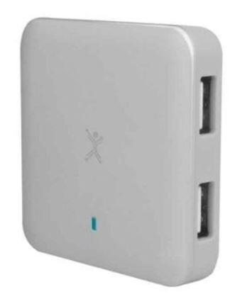 Imagen de PAQ. C/2 - PERFECT CHOICE - CONCENTRADOR 4 PUERTOS USB .
