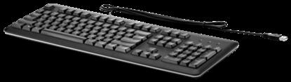 Imagen de HEWLETT PACKARD - TECLADO HP ALAMBRICO USB ESTANDAR NEGRO
