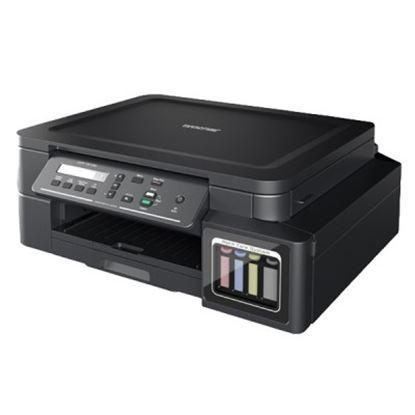 Imagen de BROTHER - MULTIFUNCIONAL T510 COLOR TINTA CONTINUA USB WIFI