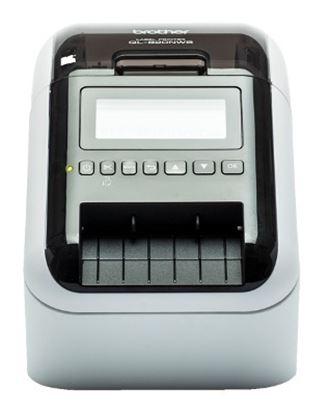 Imagen de BROTHER - IMPRESORA DE ETIQUETAS BLUETOOT LCD TERMICA 300X300DPI/15 ETIQUETAS