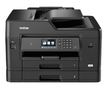 Imagen de BROTHER - MULTIFUNCIONAL J6930DW COLOR TINTA IMPRIME Y ESCANEA TABLOIDE