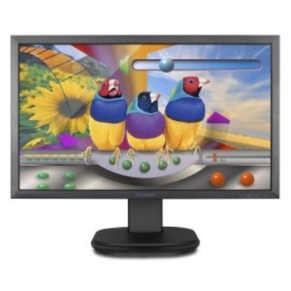 Imagen de VIEWSONIC - 24 FULLHD LED MULTIMEDIAMONITOR TECHN 20M:1DCR INTEGRATED HDMI