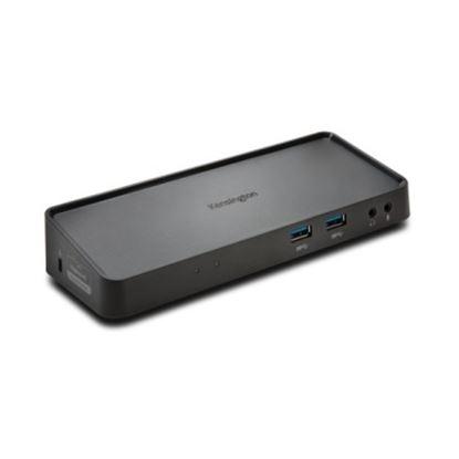 Imagen de KENSINGTON - DOCKING STATION SD3600 USB 3.0 PARA 2 MT 6 USB UNIVERSAL