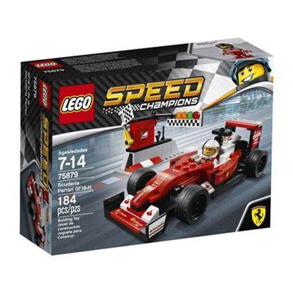 Imagen de LEGO - 75879 SPEED CHAMPIONS SCUDERIA FERRARI SF16-H 184 PZAS