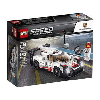 Imagen de LEGO - 75887 SPEED CHAMPIONS PORSCHE 919 HYBRID 163 PZAS