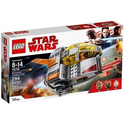 Imagen de LEGO - 75176 STAR WARS RESISTANCE TRANSPORT POD 294 PZAS