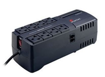 Imagen de SMARTBITT - REGULADOR SMARTBITT 2 200V/1100 W 8 CONTACTOS LED PROTECCION RJ-.1