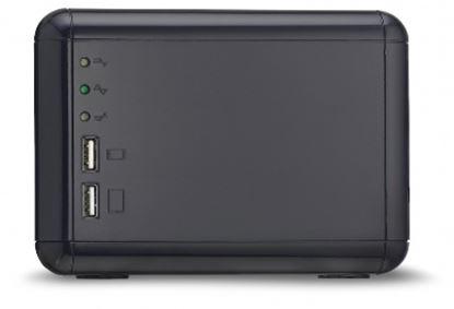 Imagen de SMARTBITT - REGULADOR SMARTBITT 1 000VA/750 WATTS 4 CONTACTOS LED USB