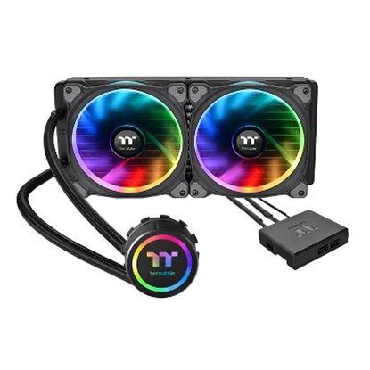 Imagen de EVOLVING - DISIPADOR FLOE RIING RGB 280 TT PLUS ENFRIAMIENTO LIQUIDO INTEL/AMD
