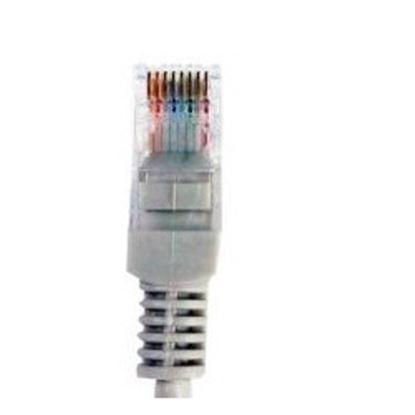 Imagen de PAQ. C/10 - TECNOSINERGIA - ENSON PATCHCORD UTP CAT5E SERIE ECO 1.5MTS GRIS MODELO P5E15
