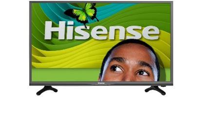 Imagen de HISENSE - TV LED 40 HISENSE HD BASICA 3 HDMI 1 USB 1 YEAR GARANTIA