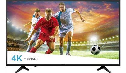 Imagen de HISENSE - TV LED 43 HISENSE UHD(4K) SMART 3HDMI 1USB 2 A.GARANTIA