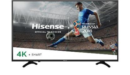 Imagen de HISENSE - TV LED 55 HISENSE UHD (4K) 3HDMI 1USB BLUETOOTH 2 ADE GARANTI