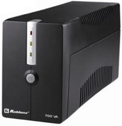 Imagen de KOBLENZ - NOBREAK 7016 USB/R 700VA/360W RESPALDO 25 MIN 6 CONTACTOS GTIA 3