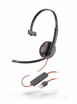 Imagen de PLANTRONICS - PLT BLACKWIRE C3210 USB-A USB-A