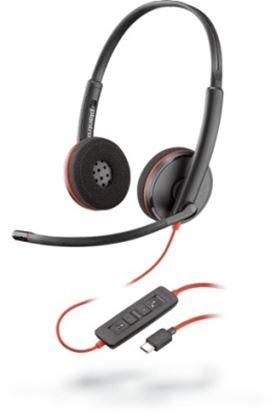 Imagen de PLANTRONICS - PLANTRONICS BLACKWIRE C3220 USB-C .