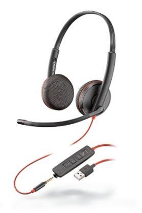 Imagen de PLANTRONICS - PLT BLACKWIRE C3225 USB-A USB-A .
