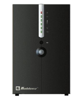 Imagen de KOBLENZ - UPS 20018 USB/R LINEA PRO 2KVA 1200W 6CONTACTOS RESPALDO 120 MIN