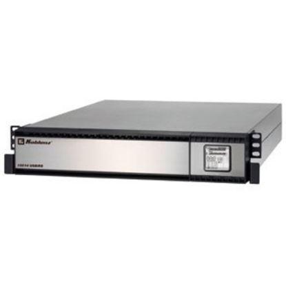 Imagen de KOBLENZ - UPS 15014 A USB/RSN LINEA PRO 1.5KVA/1200W ONDA SENOIDAL 6 CONTAC