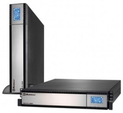 Imagen de KOBLENZ - UPS 10015 OL USB/R LINEA PRO 1 KVA/800W ON LINE DOBLE CONVERSION