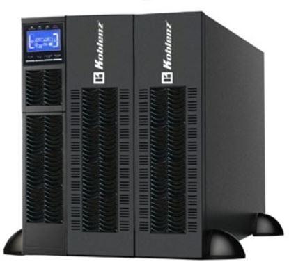 Imagen de KOBLENZ - UPS 60019 OL 2P LINEAPRO 6KVA/ / 6000W RACK / TORRE LCD HOTSWAP