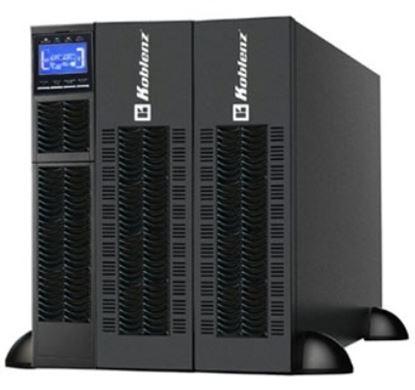 Imagen de KOBLENZ - UPS 10019 OL 2P LINEAPRO 10KVA 10 000W RACK / TORRE LCD HOTSWAP