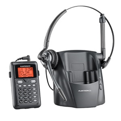 Imagen de PLANTRONICS - PLT CT14/R CORDLESS HEADSET TELEPHONE
