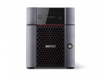 Imagen de BUFFALO - NAS TERASTATION 3410DN 4BAY 4TB (4X1TB) RAID 0/1/5/6/10 1GB/S