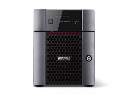 Imagen de BUFFALO - BUFFALO TERASTATION 3410D 4-BA Y 16 TB DESKTOP NAS FOR SMALL BUSIN