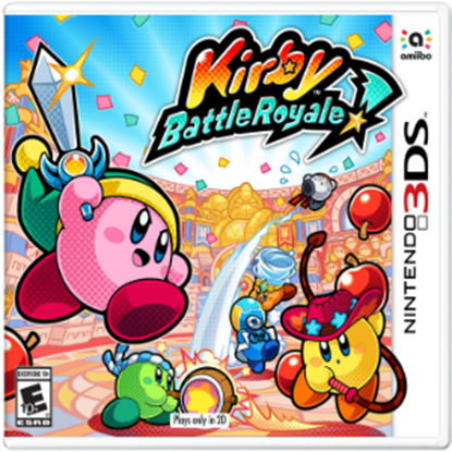 Imagen de NINTENDO - 3DS KIRBY BATTLE ROYALE .