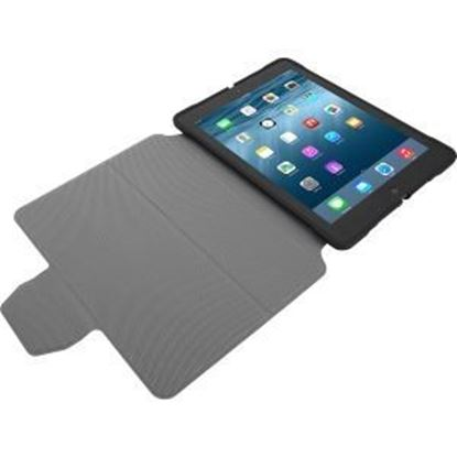 Imagen de TARGUS - CASE FUNDA 3D PROTECTION PARA IPAD 9.7 GRADO MILITAR 4FT NEGRO