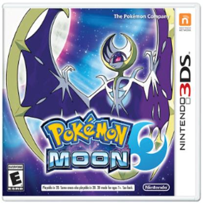Imagen de NINTENDO - 3DS POKEMON MOON .