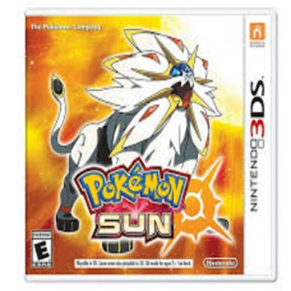Imagen de NINTENDO - 3DS POKEMON SUN .
