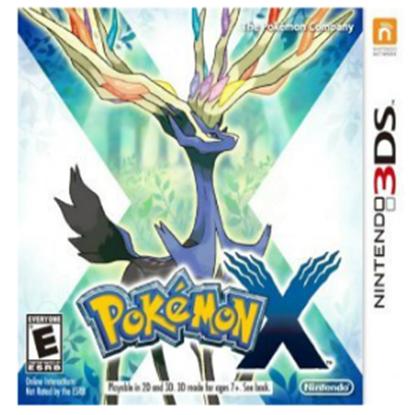 Imagen de NINTENDO - 3DS POKEMON X .