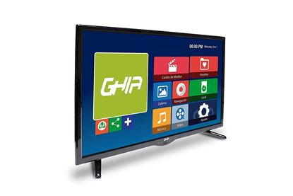Imagen de COMARI - TELEVISION LED GHIA 43 SMART TV FHD 1080P 2 HDMI 3 USB VGA/PC 60HZ