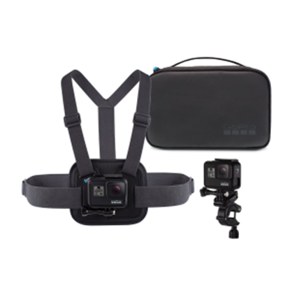 Imagen de GOPRO - ACCESSORY KIT 3 (ACTION KIT) .