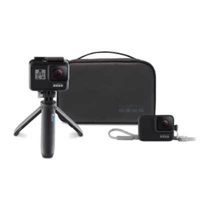Imagen de GOPRO - ACCESSORY KIT 2 (TRAVEL KIT) .